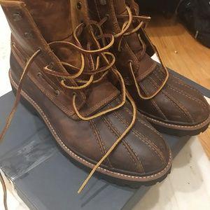 Gold Cup Lug Duck Boots | Poshmark